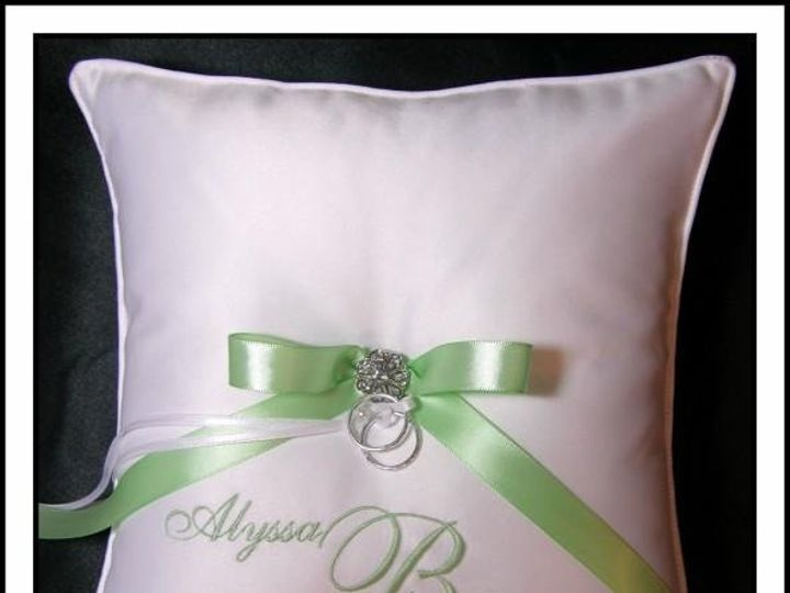 Tmx 1248653262707 061409ringpillow1800x600 Raymore wedding dress