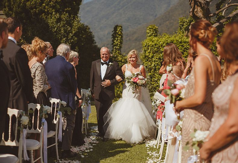 800x800 1511894326539 bride and her father walking down the aisle lake c