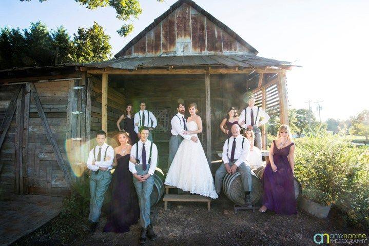 Tmx Voss Wedding 0213 Copy Small 51 729118 Yadkinville, North Carolina wedding venue