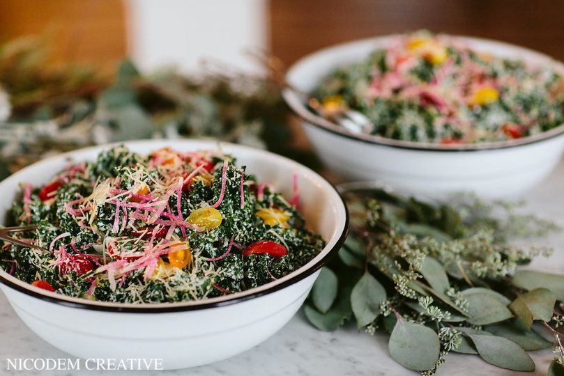 Salad bowls