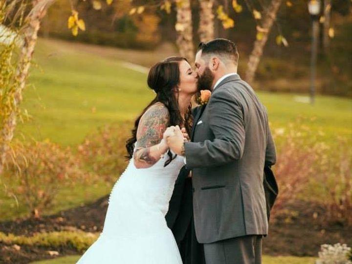 Tmx 1428864888312 Michelle  Stephen Jelley Kiss Danville wedding officiant