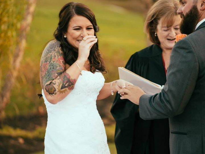 Tmx 1428864890853 Michelle Eager With Vows Danville wedding officiant