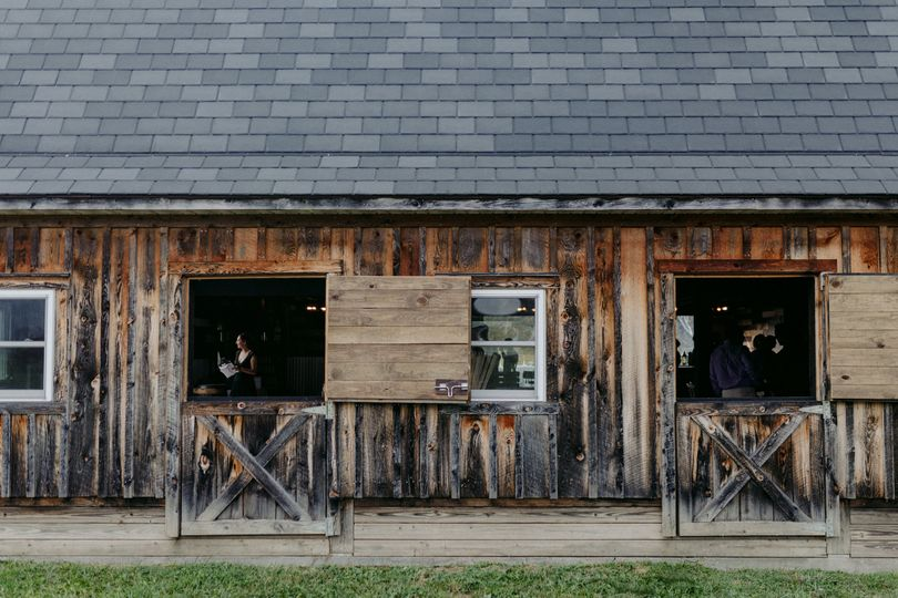 The Centennial Barn