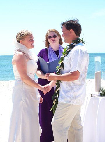 Tmx 1287615277748 LarissaAllenRevJerrie Salem wedding officiant