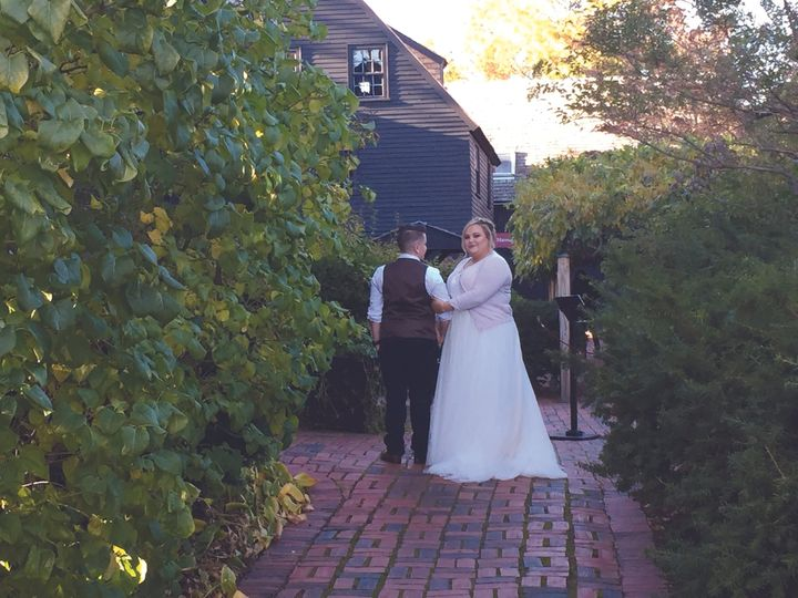 Tmx 1490205231531 Gableswedding Kishgraphics Salem wedding officiant