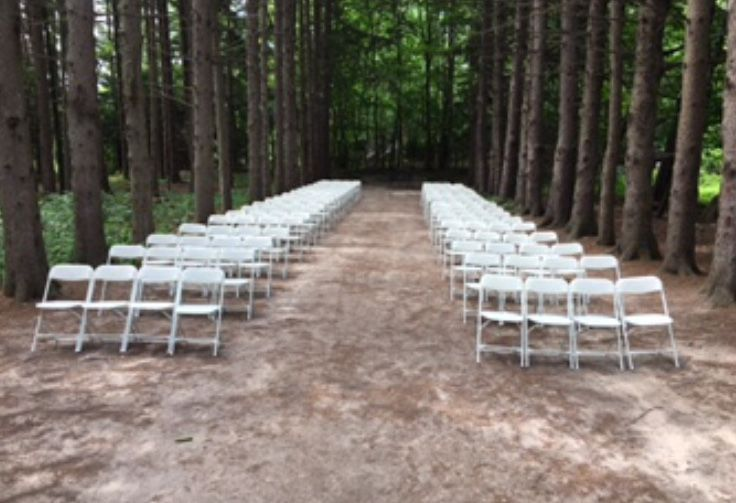 Wedding White Chairs