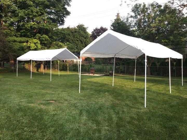 10x20 Tents