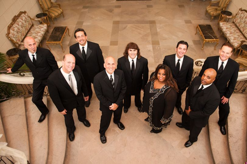 Central park orchestra at oheka castle