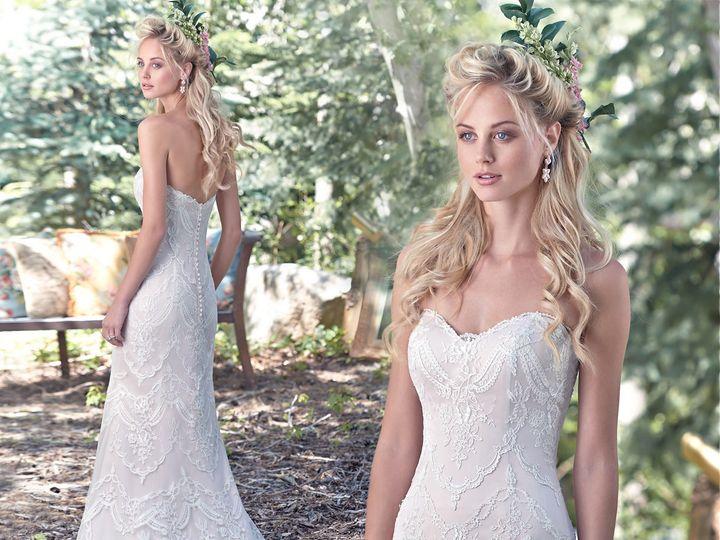 Tmx 1473783574740 Maggiesotterospring2016 Kirstie Lexington wedding dress
