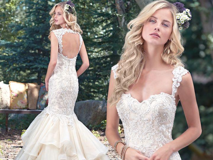 Tmx 1473783618674 Maggiesotterospring2016 Malina Lexington wedding dress