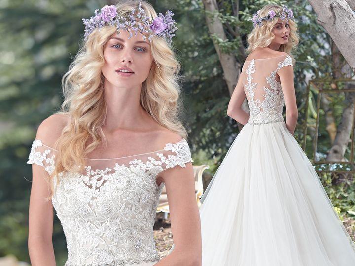 Tmx 1473783641736 Maggiesotterospring2016 Montgomery Lexington wedding dress