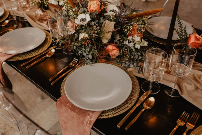 Spring 2021 Styled Shoot