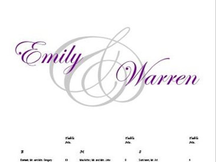 Tmx 1292263324884 EmilyandWarren Sterling Heights wedding invitation