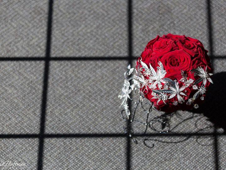 Tmx Trillium Events Wedding Michigan Red Black 004 51 115218 Muskegon, MI wedding florist