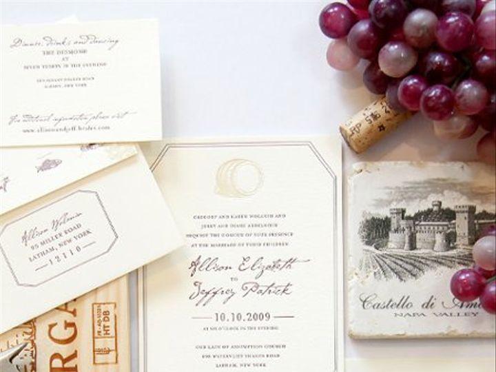 Tmx 1337612416897 10 Schenectady wedding invitation