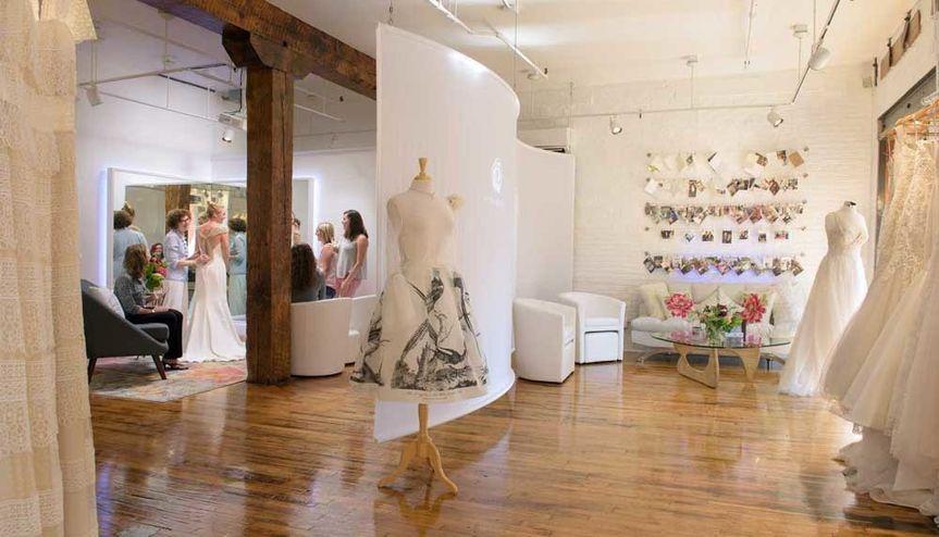 Posh bridal salon dress attire lancaster pa for 717 salon lancaster pa