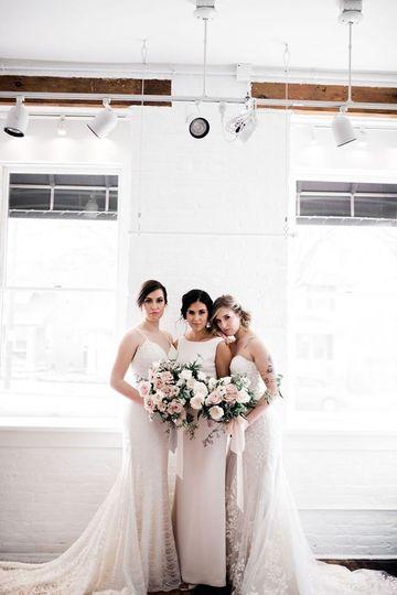 Couture brides