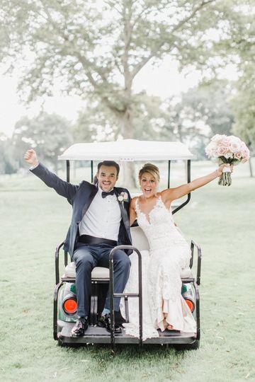 #RealPoshBride Jenna & Reid