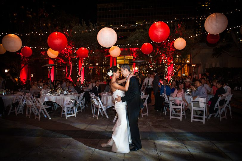 First Dance @ Cafe Pinot