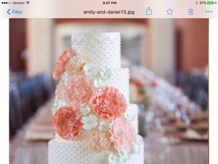 Tmx 1456869648779 Image Saint Louis wedding cake