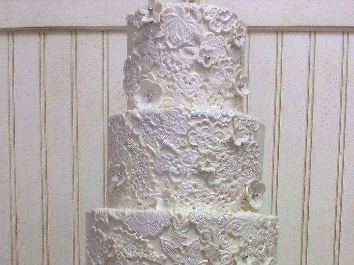 Tmx 1456869742114 Image Saint Louis wedding cake