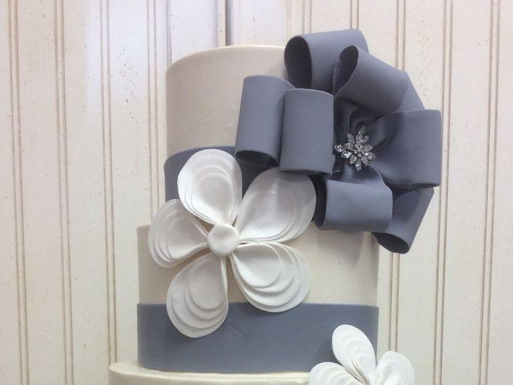 Tmx 1456869842653 Image Saint Louis wedding cake