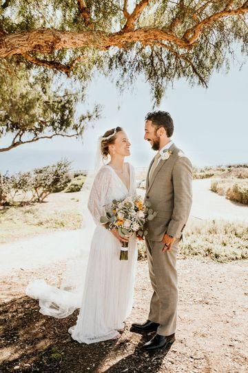 Rancho Palos Verde wedding