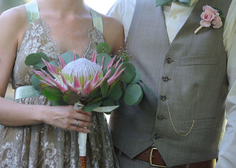 Bridal bouqurt