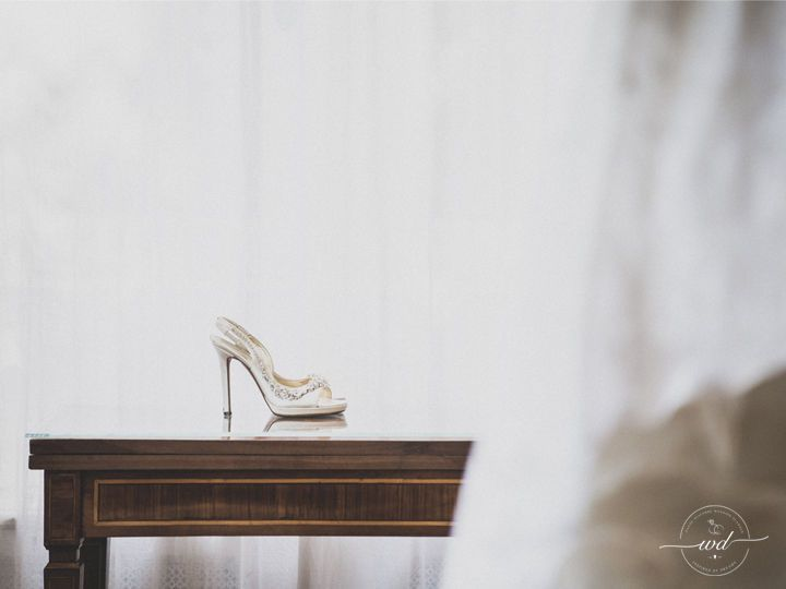 © Photo by Matrimoni all'ItalianaShoes: PenroseWP: Weddings And Dreams