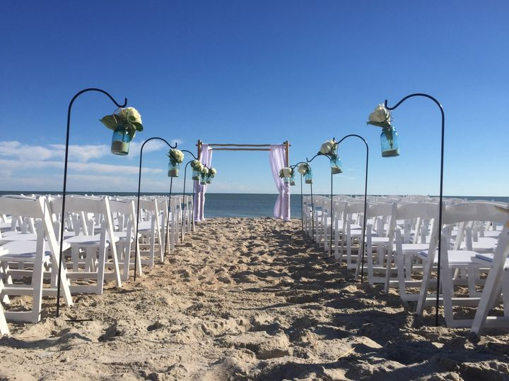 Wedding isle