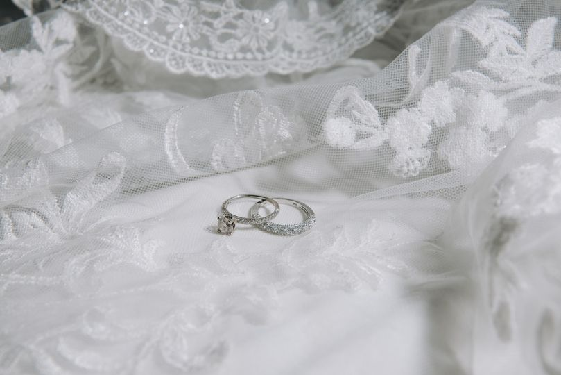 Wedding Ring & Lace