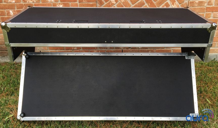 Standard fold out DJ booth