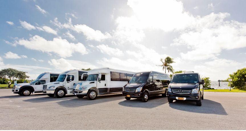 Minibuses and Sprinters