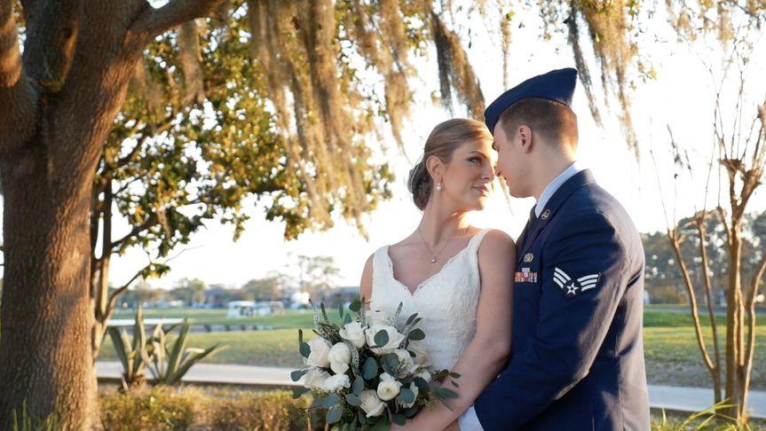 ISLAND VIEW WEDDING in Sebring