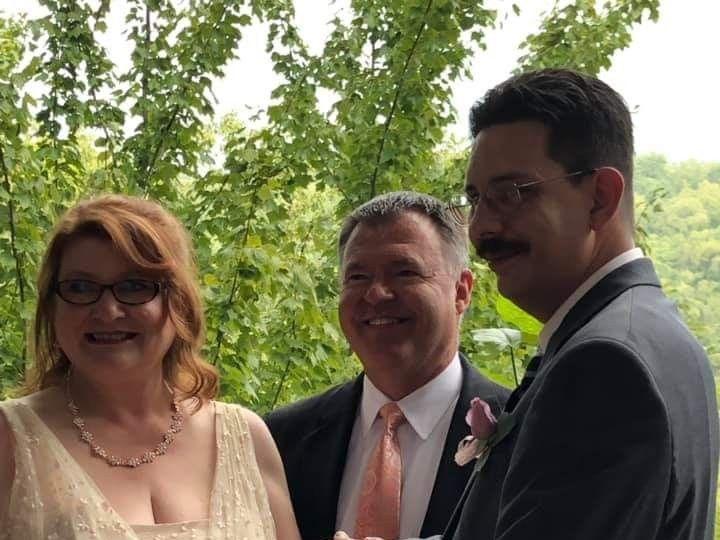 Tmx Nicole And Charles 51 438318 1569619147 Dandridge, TN wedding officiant