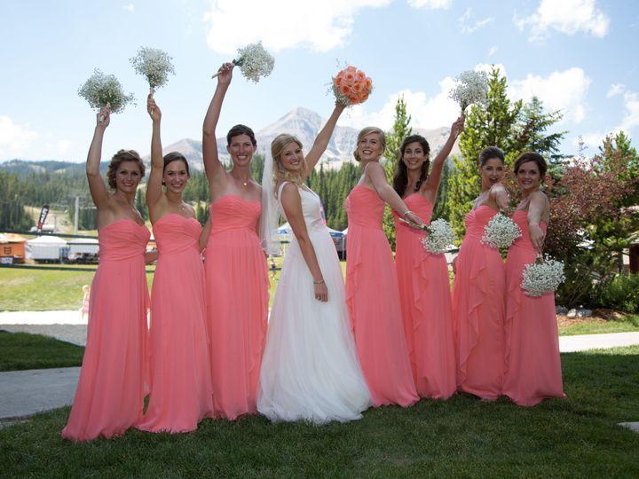 Tmx 1474222603391 Nick And Alexa 7 30 16 Wedding Party 0034 Bozeman, MT wedding beauty
