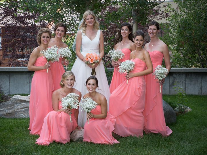 Tmx 1474222711551 Nick And Alexa 7 30 16 Wedding Party 0076 Bozeman, MT wedding beauty
