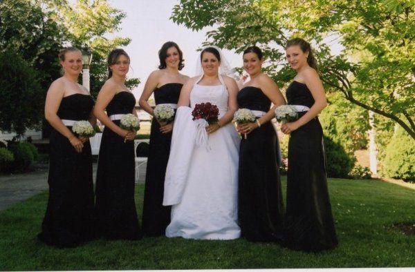 Bride and the brides