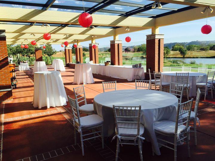 Tmx 1488491845285 Terrace Cocktail Hour Morgan Hill, CA wedding venue