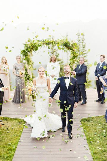 Outdoor ceremony - Adonye Jaja Photography