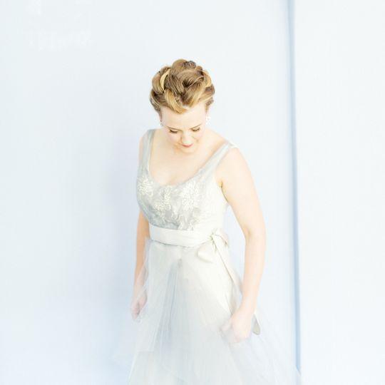 Elegant wedding portrait - Adonye Jaja Photography
