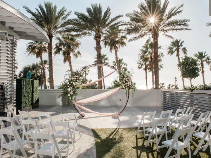 Tmx Arch Wedding Palm Lawn 51 790418 161409919673685 Clearwater Beach, FL wedding venue