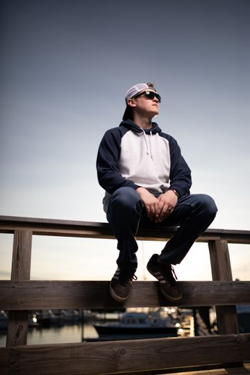 Brad - Drummer & Rapper