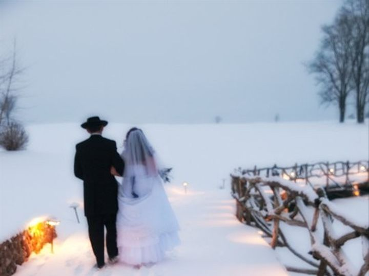 Tmx 1453228949754 010811winterweddingboardwalk Easton, PA wedding venue