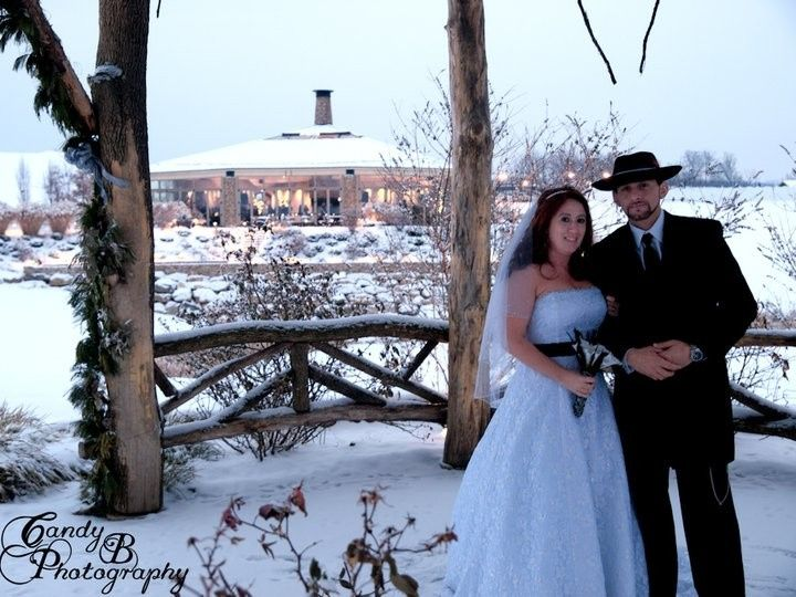 Tmx 1453228953852 010811winterweddinggazebo Easton, PA wedding venue