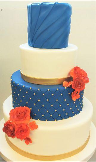 Pennyroyal Cakes - Wedding Cake - Minneapolis, MN - WeddingWire