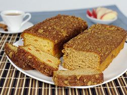 House guests will love waking up to a slice of our Peach or Apple Streusel Coffee Cakes served with...