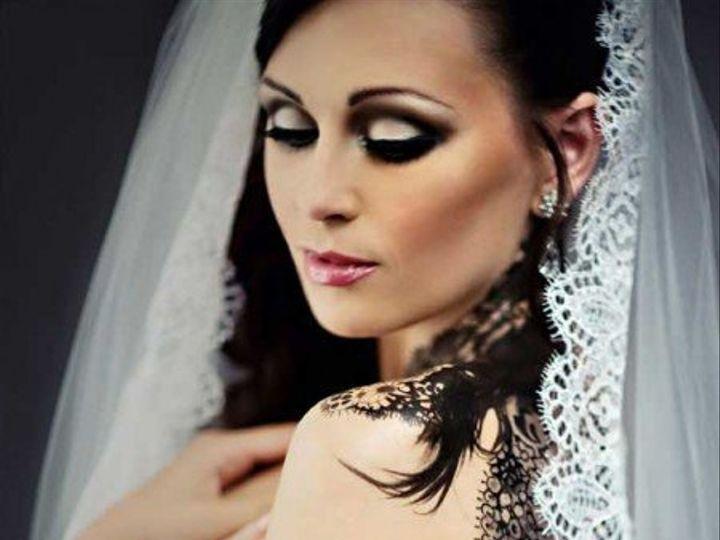 Tmx 1343760259626 NilahwhiteAleconlaceveil450x600 Havertown, Pennsylvania wedding dress