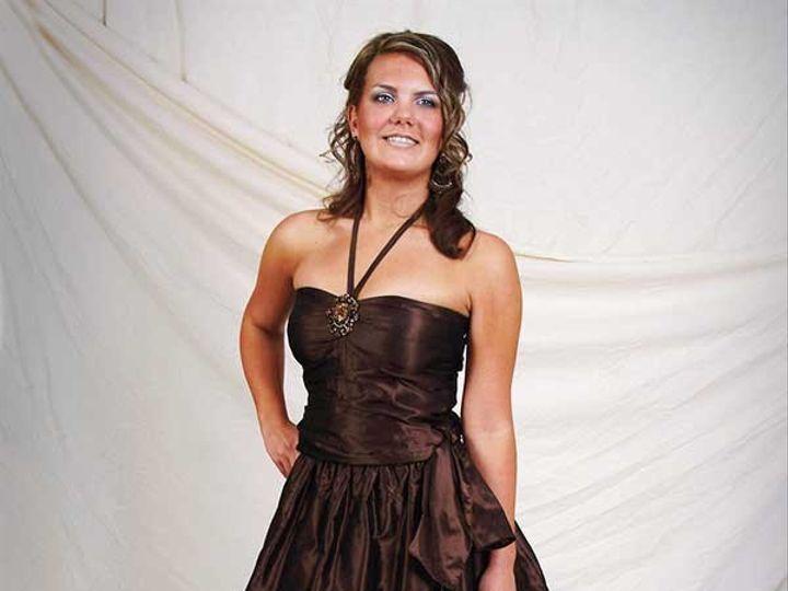 Tmx 1435779218371 Nilahbrownbridesmaid Havertown, Pennsylvania wedding dress