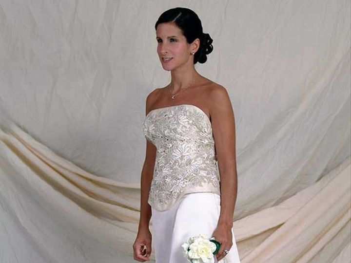 Tmx 1436302603611 Nilahmarthaweddingdress Havertown, Pennsylvania wedding dress